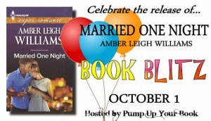 Married One Night Book Blitz Banner